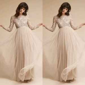 NWT BHLDN Needle & Thread Rhapsody Dress